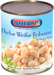 Boiled Giant White Beans in Brine